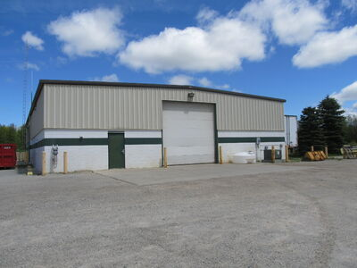 REDUCED!  MOTIVATED SELLER!  6000 SF Warehouse with 2.6 acres